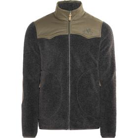 Maloja DanzigM. Fleece Jacket Herr charcoal
